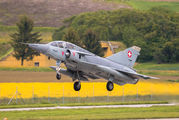 HB-RDF - Private Dassault Mirage III D series aircraft