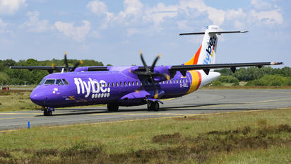 G-ISLL - Flybe ATR 72 (all models)