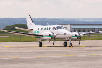 F-GJCR - Dassault Aviation Beechcraft 90 King Air