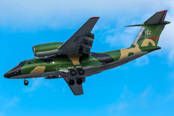RF-72019 - Russia - Federal Border Guard Service Antonov An-72