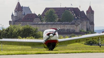 EDQC - Private Scheibe-Flugzeugbau SF-25 Falke