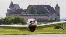 EDQC - Private Scheibe-Flugzeugbau SF-25 Falke aircraft