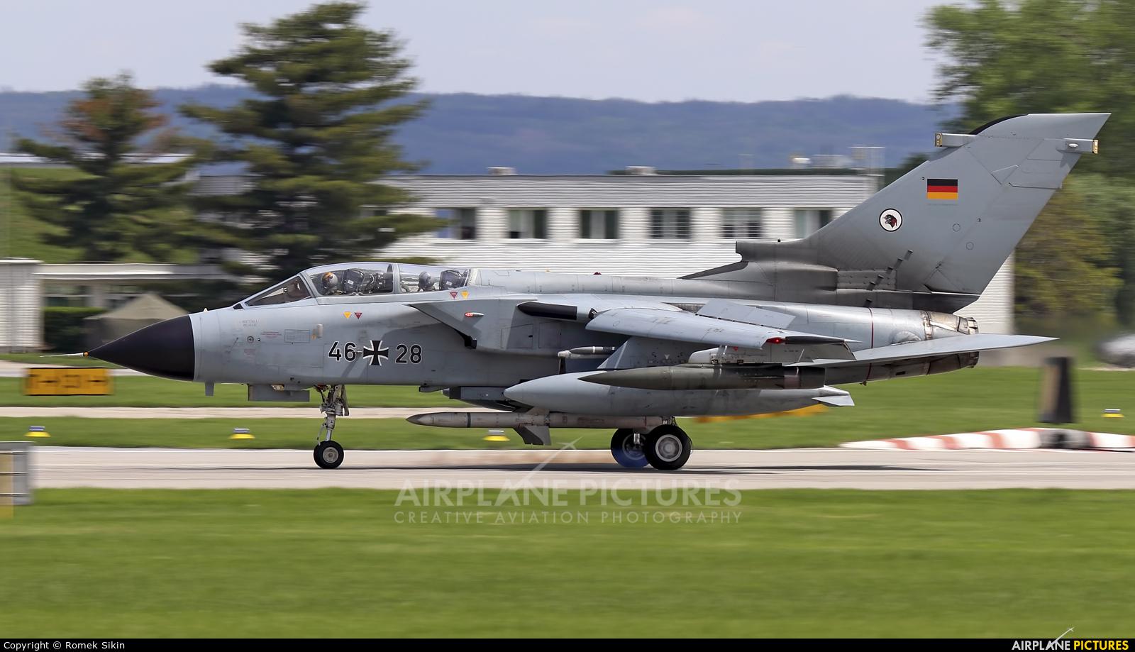 Germany - Air Force 4628 aircraft at Čáslav