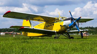 - - Aeroclub AON Antonov An-2