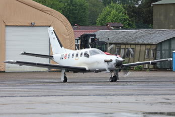 131 - France - Army Socata TBM 700