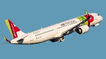 CS-TJM - TAP Portugal Airbus A321 NEO aircraft