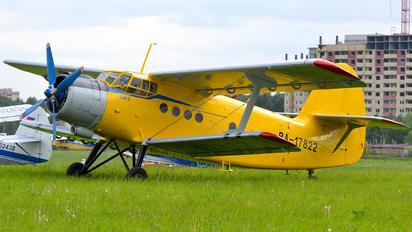 RA-17822 - Private Antonov An-2