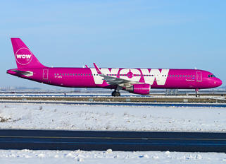 TF-GPA - WOW Air Airbus A321