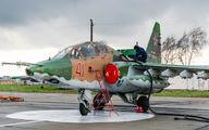 41 - Russia - Air Force Sukhoi Su-25UB aircraft
