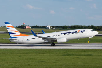N917XA - SmartWings Boeing 737-86J