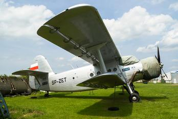 SP-ZET - Private Antonov An-2