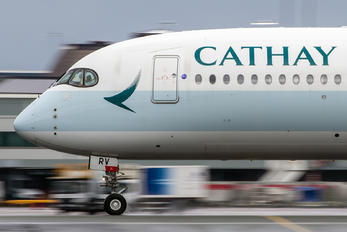 B-LRV - Cathay Pacific Airbus A350-900