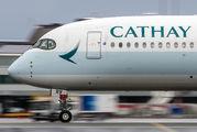 B-LRV - Cathay Pacific Airbus A350-900 aircraft