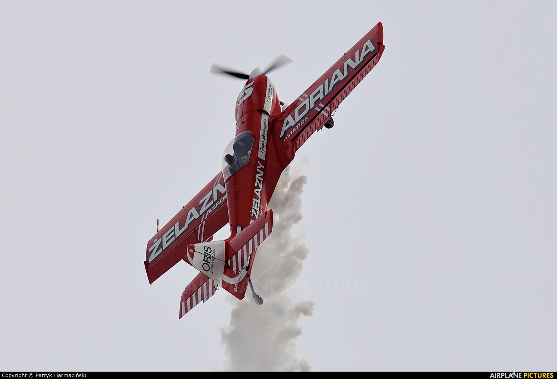 Grupa Akrobacyjna Żelazny - Acrobatic Group SP-AUE aircraft at