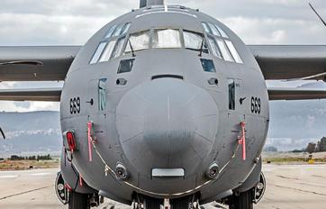 669 - Israel - Defence Force Lockheed C-130J Hercules