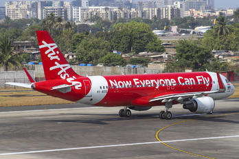 VT-RED - AirAsia (India) Airbus A320