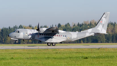016 - Poland - Air Force Casa C-295M