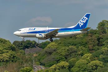JA305K - ANA Wings Boeing 737-500