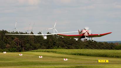 D-EBSQ - Aero Club Lichtenfels Robin DR400-180 Regent
