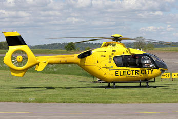 G-WPDB - Western Power Distribution Eurocopter EC135 (all models)