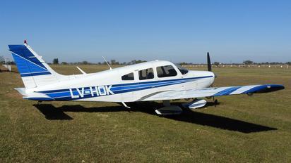LV-HOK - Private Piper PA-28 Warrior