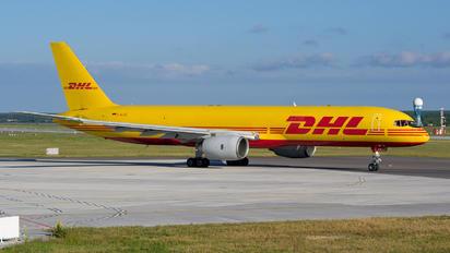 D-ALEE - DHL Cargo Boeing 757-200F