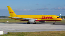D-ALEE - DHL Cargo Boeing 757-200F aircraft