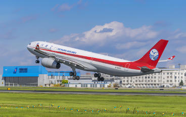 B-8690 - Sichuan Airlines  Airbus A330-300