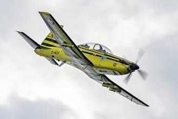 C-409 - Switzerland - Air Force Pilatus PC-9