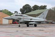 MM55128 - Italy - Air Force Eurofighter Typhoon T aircraft