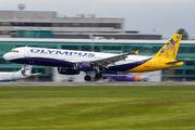 SX-ACP - Olympus Airways Airbus A321 aircraft