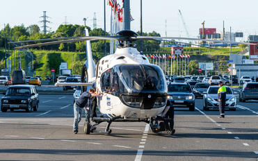 G-LAVA - Private Airbus Helicopters H135