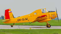 OM-DJW - Private Zlín Aircraft Z-37A Čmelák aircraft