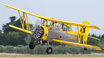 F-GFBJ - Private Grumman G-164 Ag-Cat