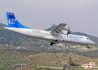 EC-MZJ - Air Europa ATR 72 (all models)