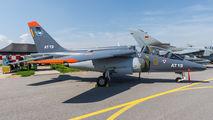 AT13 - Belgium - Air Force Dassault - Dornier Alpha Jet 1B aircraft