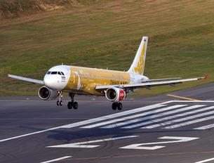 HS-ABX - AirAsia (Thailand) Airbus A320