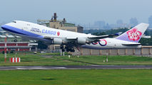 B-18701 - China Airlines Cargo Boeing 747-400F, ERF aircraft