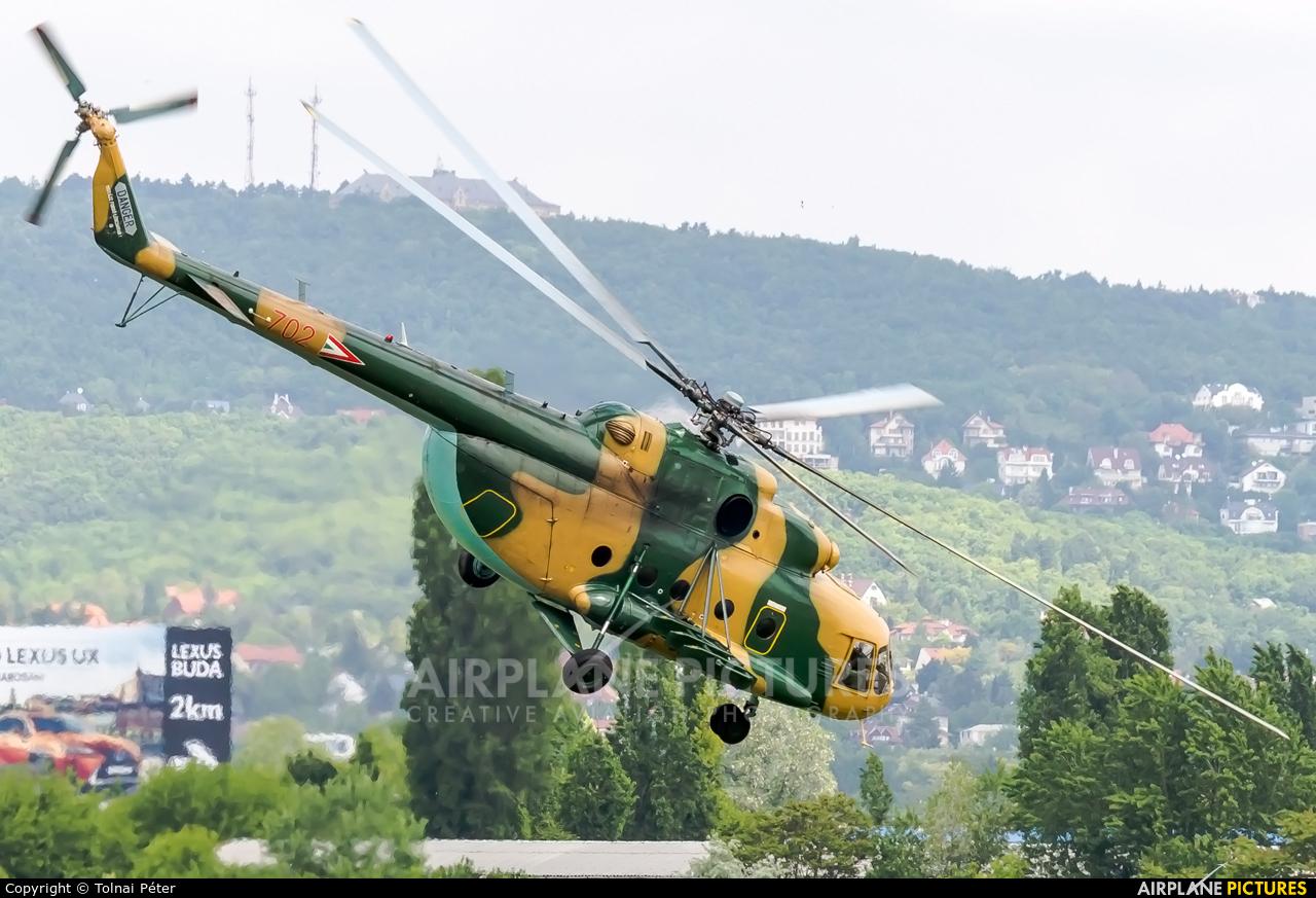 Hungary - Air Force 702 aircraft at Budaors