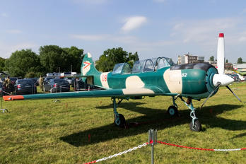 09 - Hungary - Air Force Yakovlev Yak-52