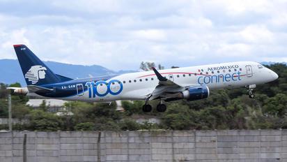 XA-GAW - Aeromexico Connect Embraer ERJ-190 (190-100)