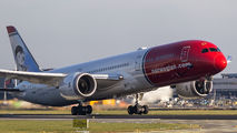 LN-LNI - Norwegian Long Haul Boeing 787-9 Dreamliner aircraft