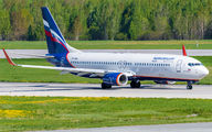 VP-BKA - Aeroflot Boeing 737-800 aircraft