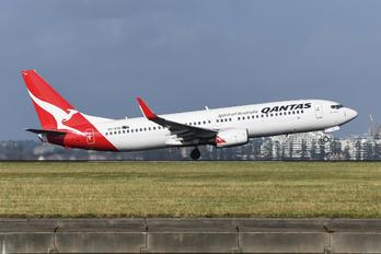 VH-VXH - QANTAS Boeing 737-800