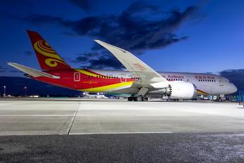 B-2722 - Hainan Airlines Boeing 787-8 Dreamliner