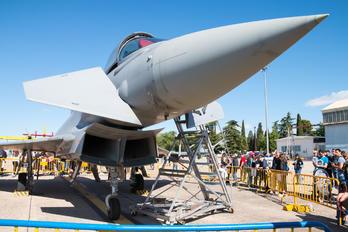 14-12 - Spain - Air Force Eurofighter Typhoon