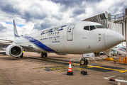 4X-EKL - El Al Israel Airlines Boeing 737-800 aircraft