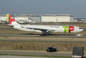 F-WWYO - TAP Portugal Airbus A330neo