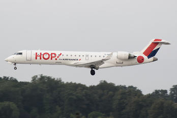 F-GRZM - Air France - Hop! Canadair CL-600 CRJ-700