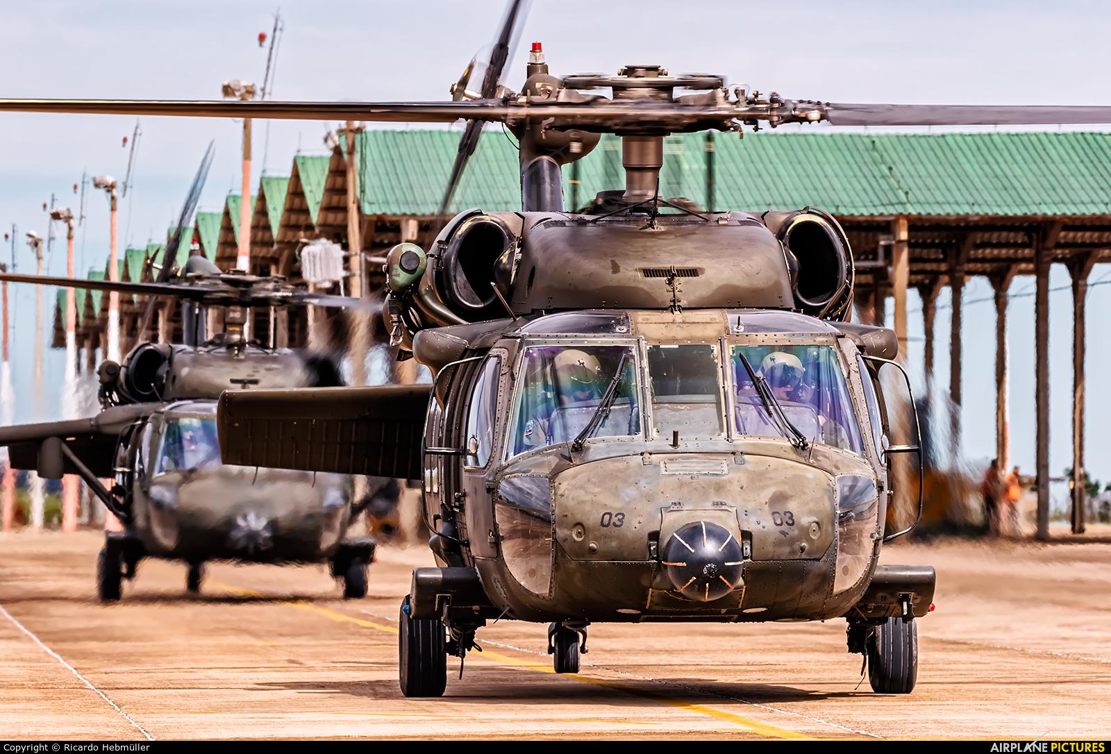 Brazil - Air Force 8903 aircraft at Campo Grande